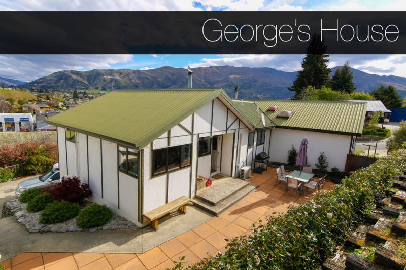 George's House - Wanaka Holiday Accommodation