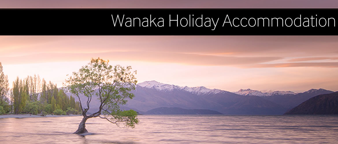 Wanaka holiday accommodation main header